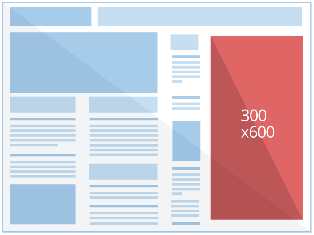 300 × 600 ad