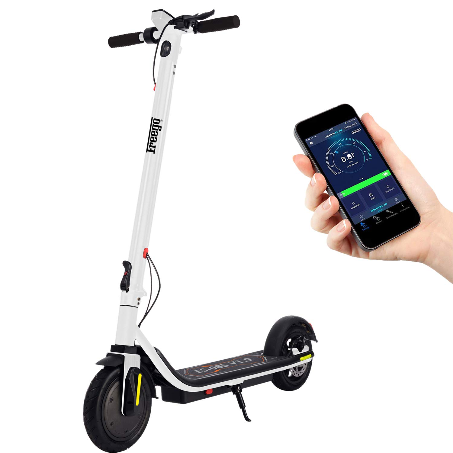 OTTO OUTSTANDING ORIGINAL Electric Scooter