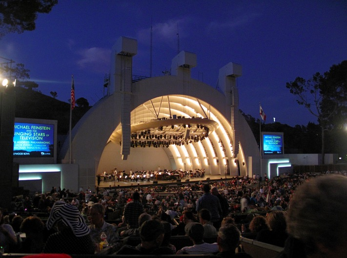 Hollywood Bowl Evening