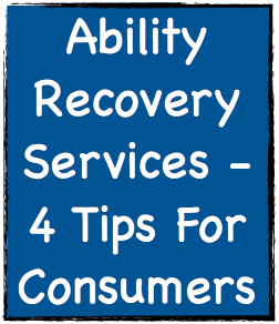 Capability Healing Provider– 4 Tips For Customers