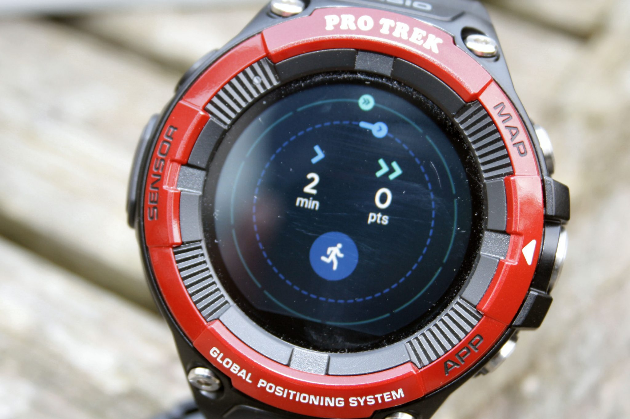Casio WSD-F21 Human Resources Testimonial Pro Expedition Smart
