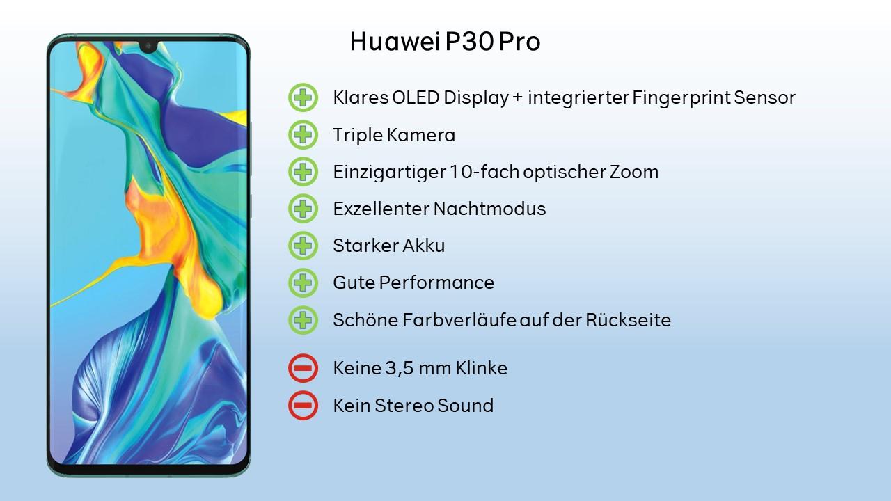 Huawei P30 Pro - rating
