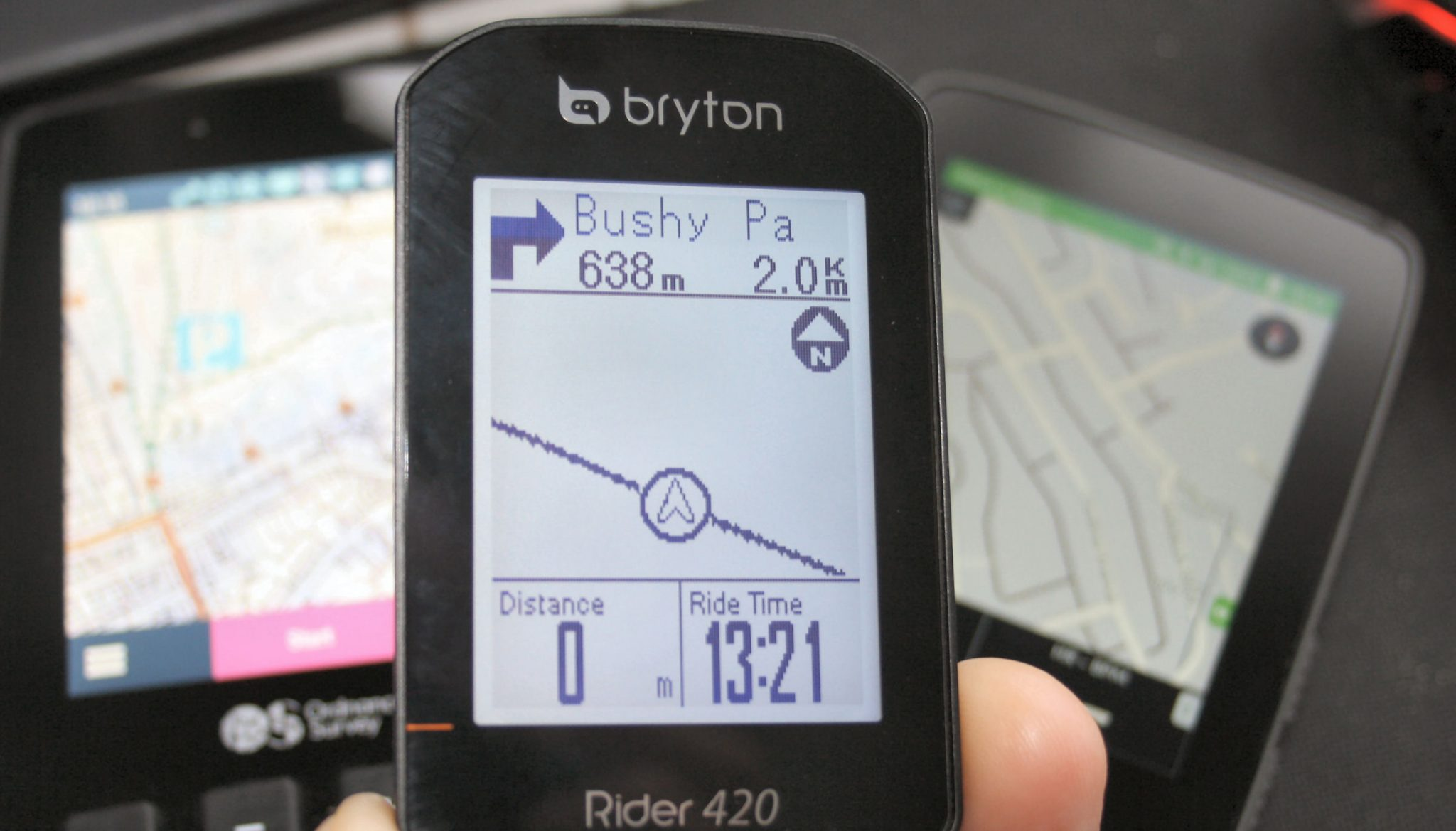 Bryton Rider 420 Review