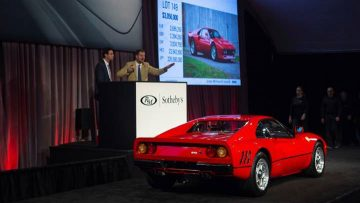 2019 (Complete Year): 10 Most-Expensive Cars Cost Public Public Auction