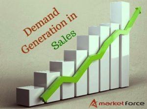 Demand generation in sales