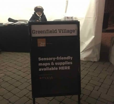 Greenfield Village Holiday Nights - Sensory Sensitive
