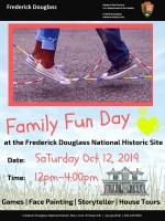 Family Fun Day - Frederick Douglass NHS