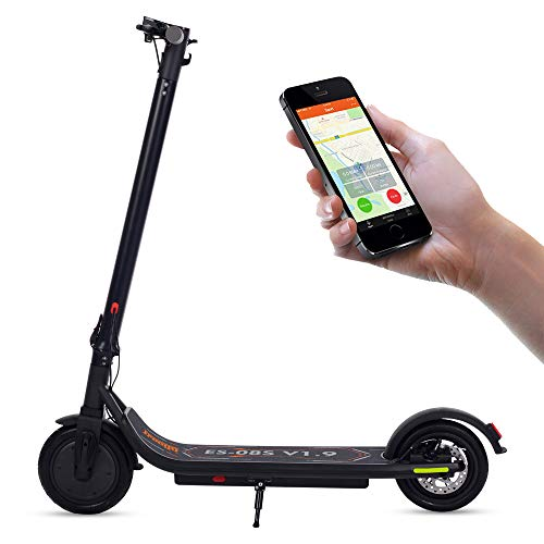 Electric Scooter Adults,APP Connetion, LCD Display,Fixed Speed Cruise,USB Charger,3 Speed...