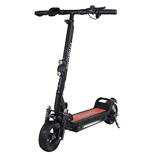 QIEWA Qmini Electric Scooter with 45 Degree Dual Shock 12cm Chassis Height and Mini Design max Speed...