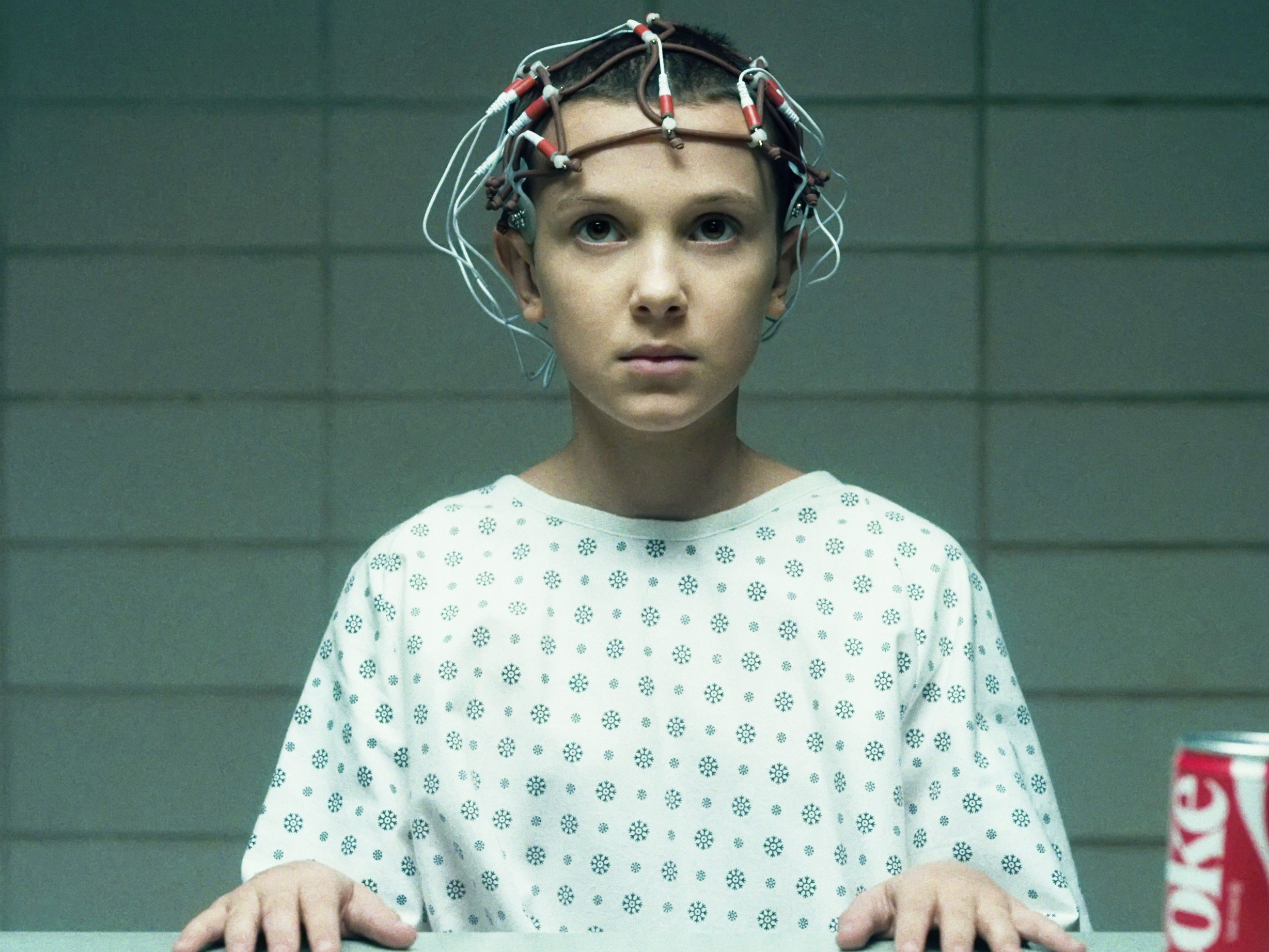Stranger Things created a starlet in Millie Bobby Brown in 2016
