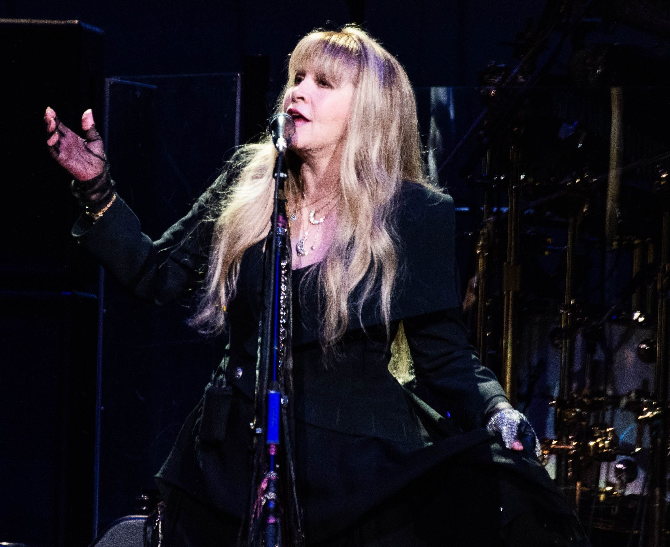 Stevie Nicks said she was 'affected and touched' by the film Twilight