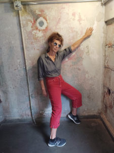 Experiences Over 60 with Margaret Jenkins– Dancers ' Team