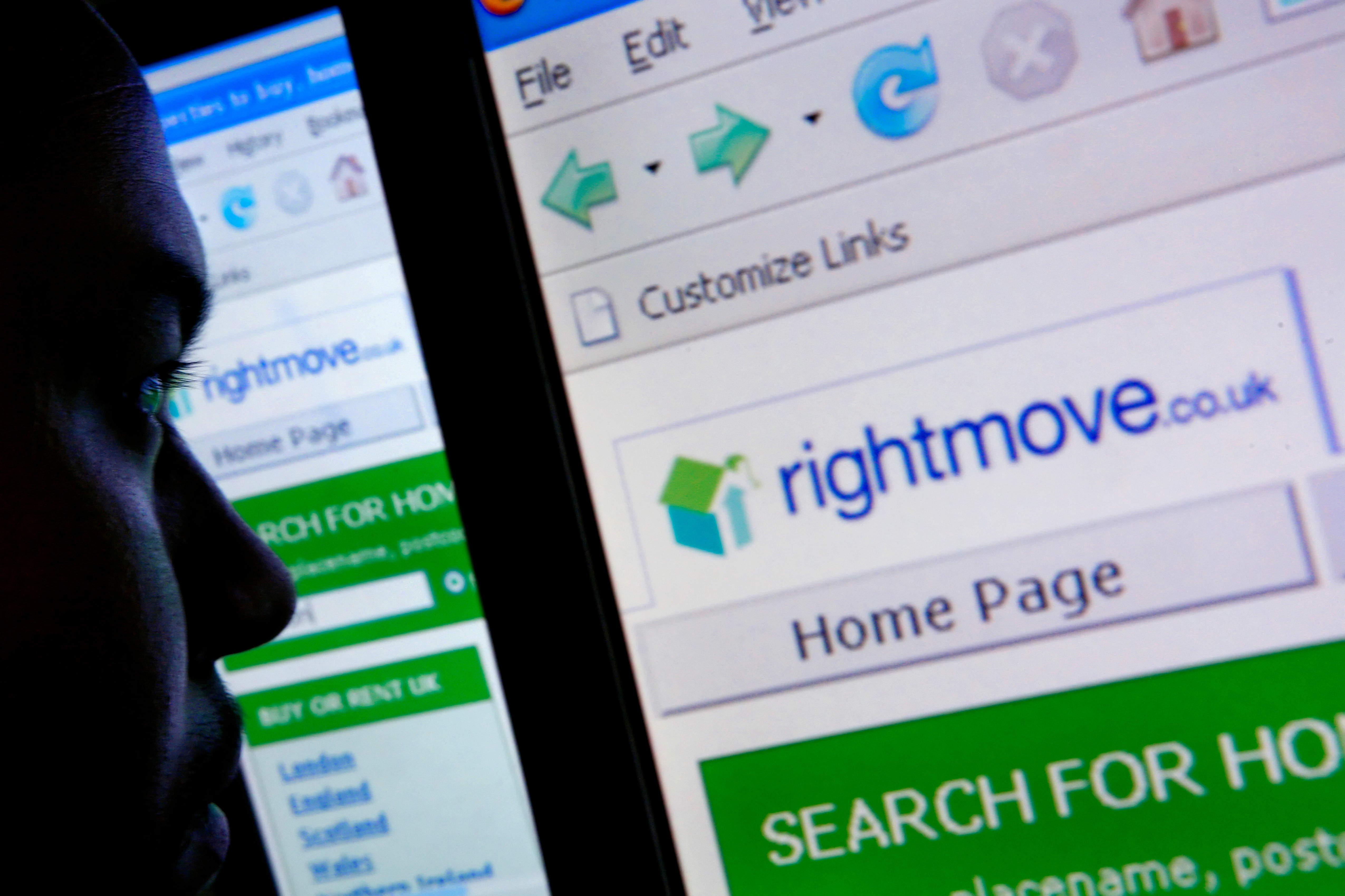 Rightmove say the site's busiest day is December 30 as people look to move house in the New Year