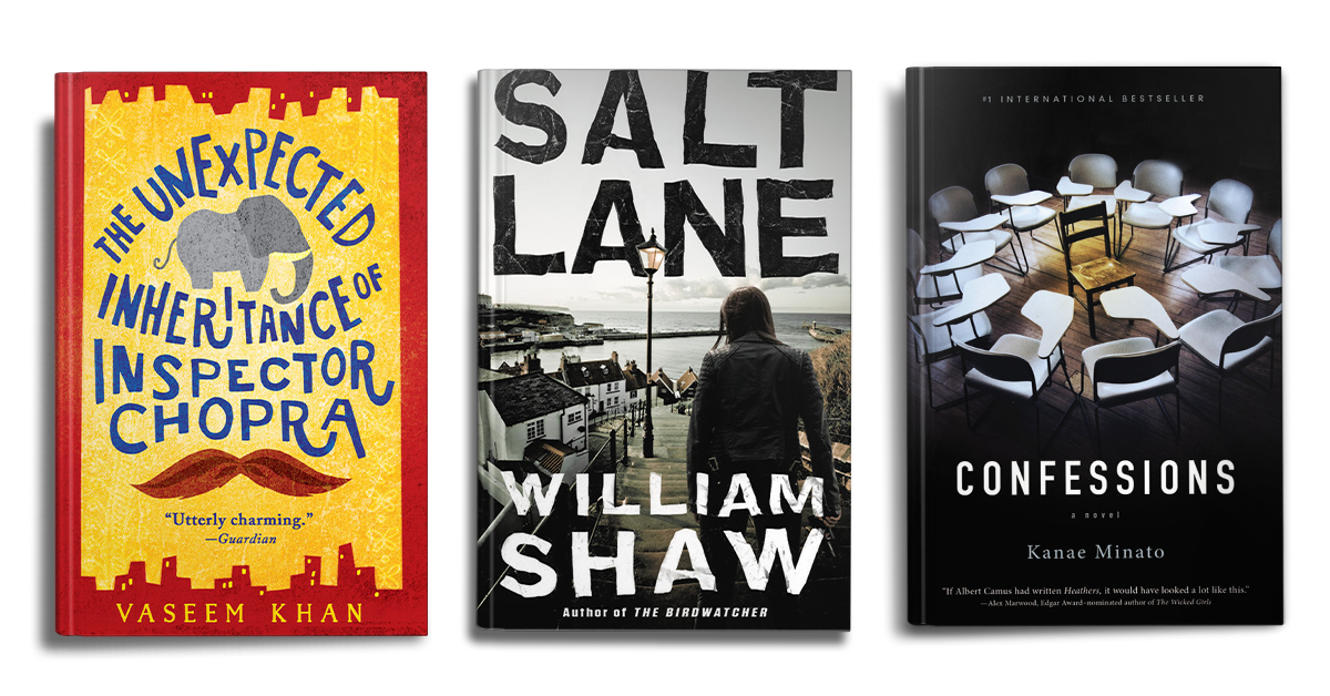 Warm Up With The Perfect Mysteries for Long Winter Nights