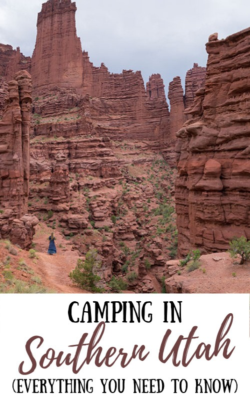 Camping in Southern Utah: When To Go, Where To Camp, Packing & More!