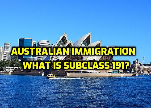 Subclass 191