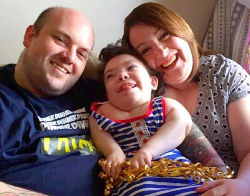 Dan and Marie hope 2020 will see the government properly fund child social care