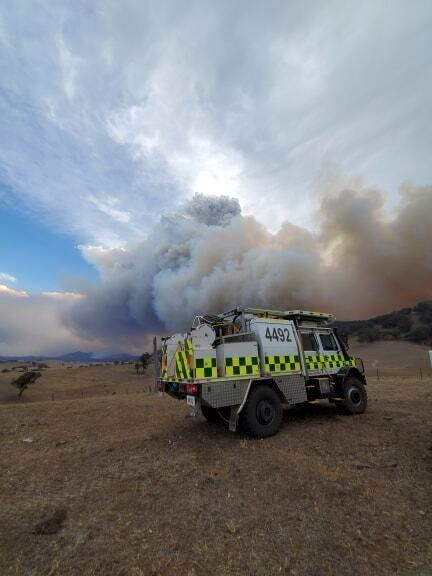 Thousands of firefighters, many of them volunteers, have been risking their lives to to control the fires over Christmas and New Year