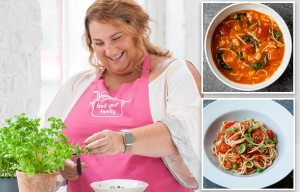 Mum-of-five's scrumptious dishes to assist you feed your family members for simply ₤20 a week– The Sunlight