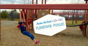 Ann Arbor Activities - Visit a Playground