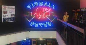 Ann Arbor Pinball Pete's - Entrance