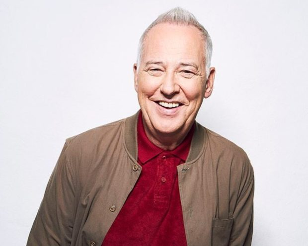 Michael Barrymore dropped out of Dancing on Ice 2020