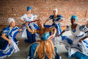 WOMXN SPEAK: WORD!– Dancers ' Team
