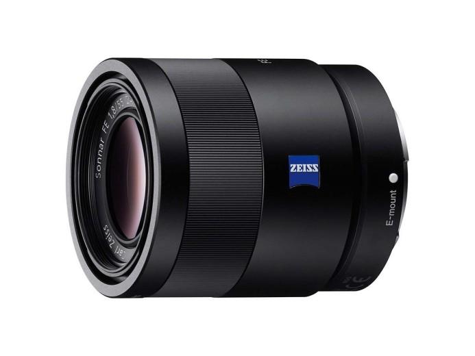 Sony FE 55mm f/1.8 Prime Lens