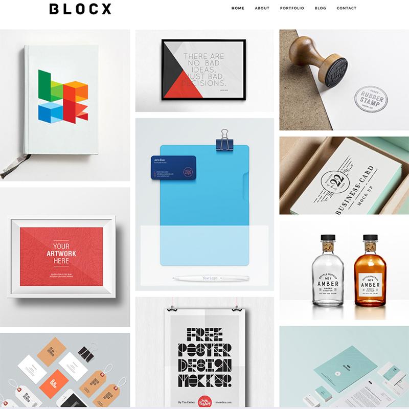 Vector WordPress Theme
