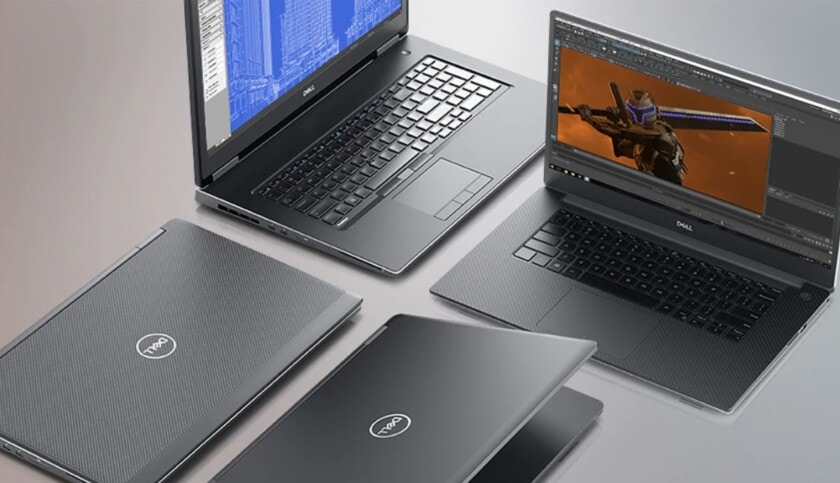 Dell Laptop Designs