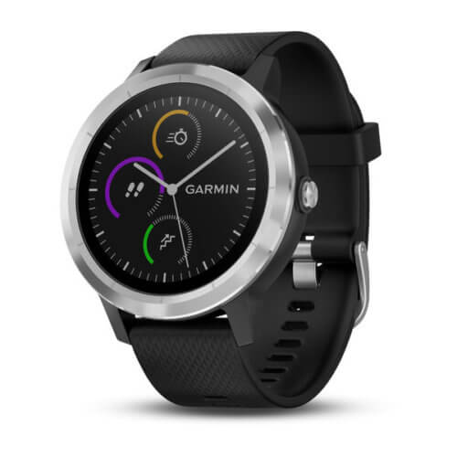 Garmin Vivoactive 3 Smartwatch with 50-meter Water Resistance