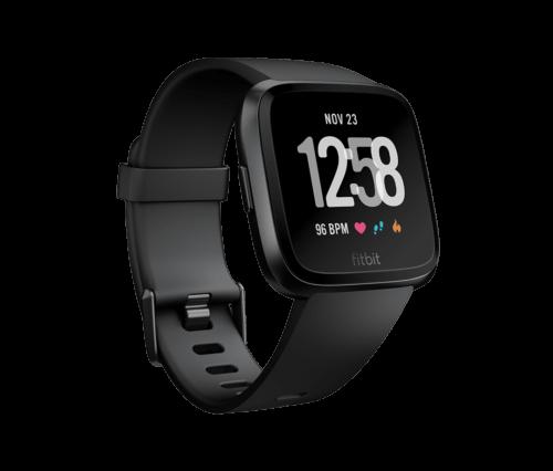 Fitbit Versa Smartwatch with 50-Meter Water Resistance
