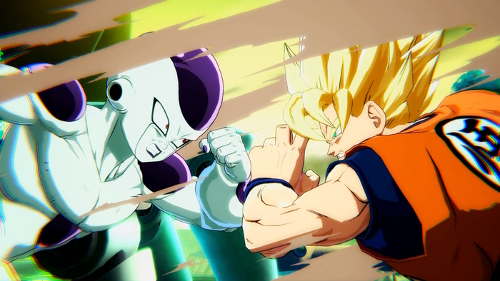 Fighter Intro Dragon Ball FighterZ