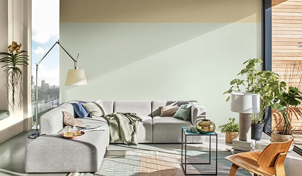 Dulux 2020 Color of the Year Tranquil Dawn