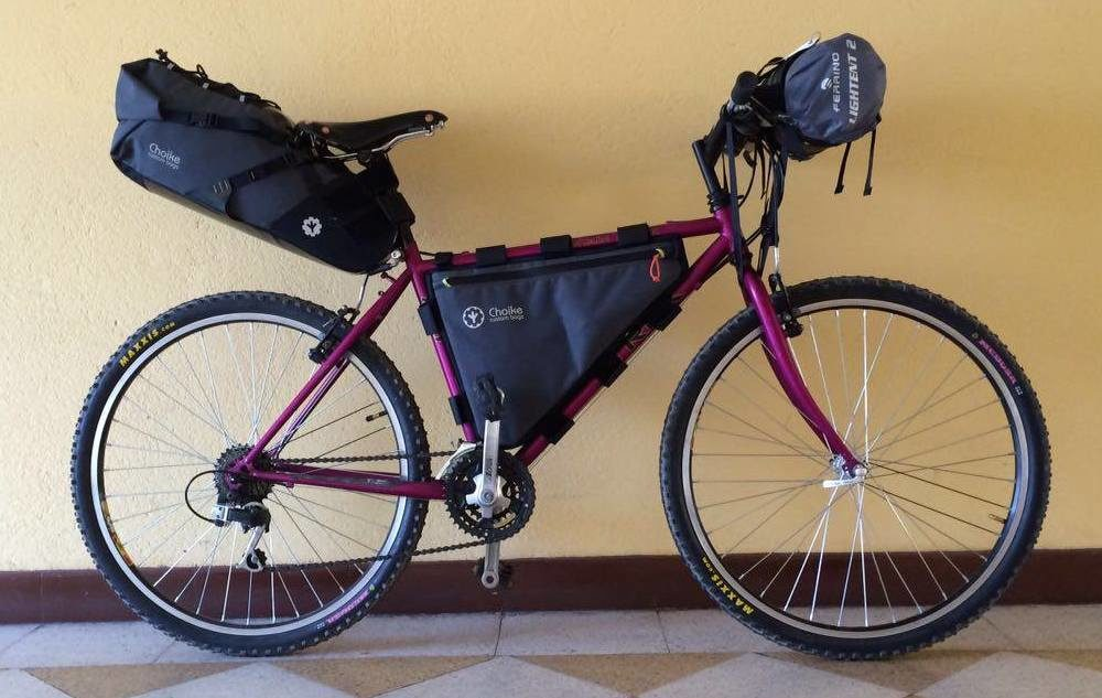 Choike Bikepacking
