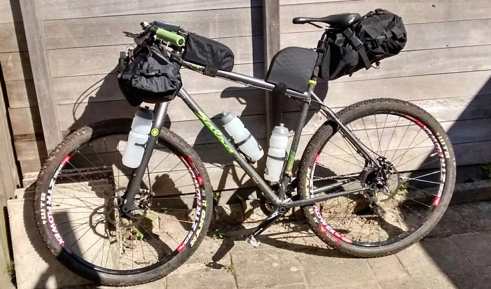 BikePack Poland Bags