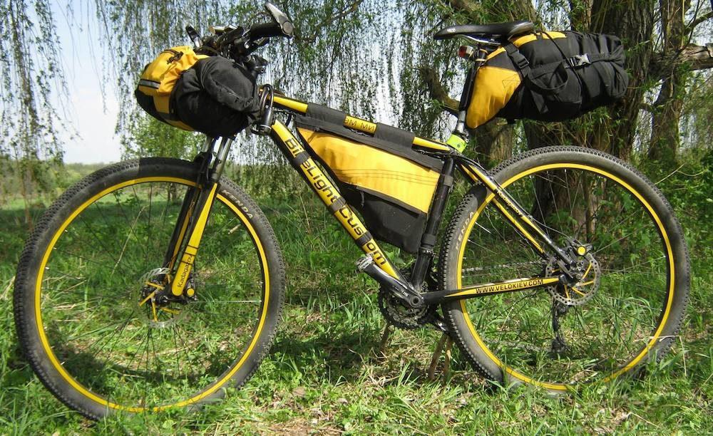 Senna Bikepacking Bags