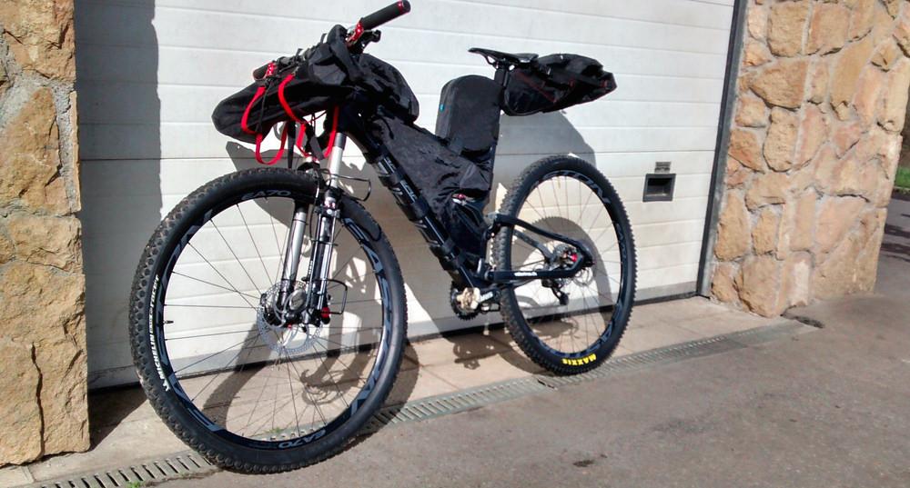 Inuvik Studio BikePacking Bags