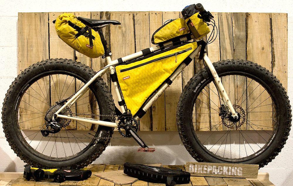 AlpKit Bikepacking Bags