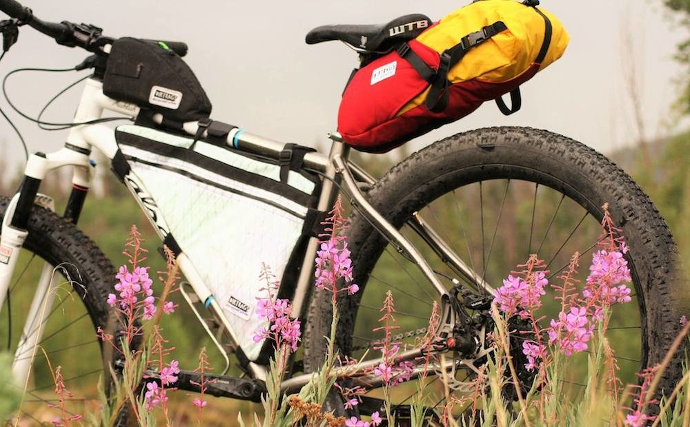 Dirtbags Bikepacking Bags