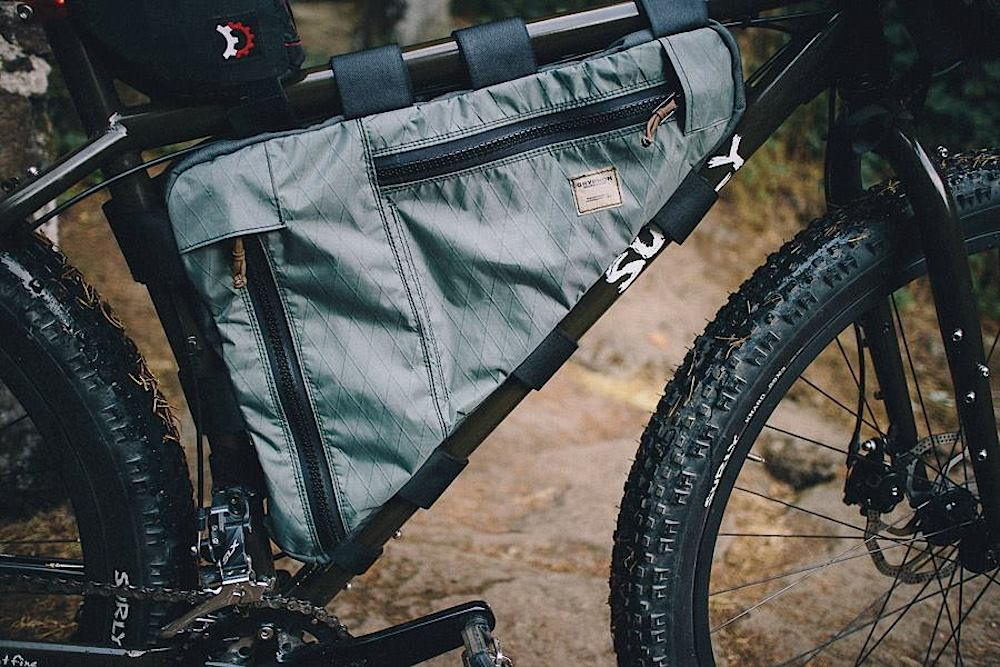 Gryphon Workshop Frame Bag