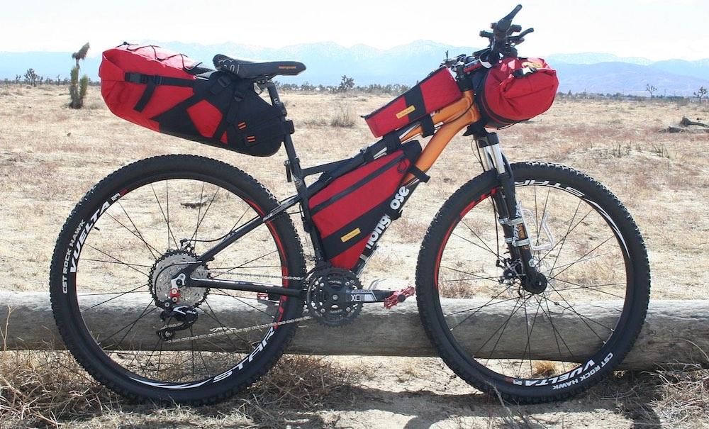 bikepacking bags