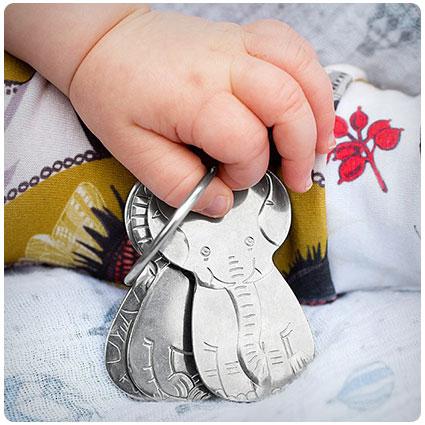 Animal Key Ring Toy