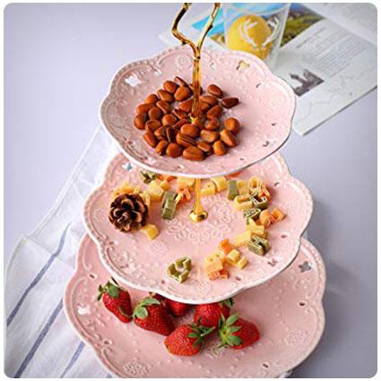 Ceramic Cake Stand/Cupcake Stand