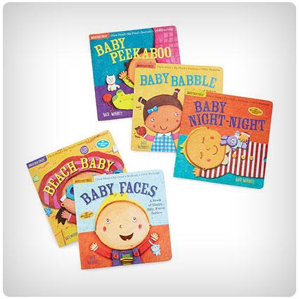 Indestructible Baby Book Set