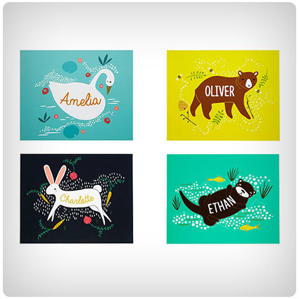 Personalized Animal Prints