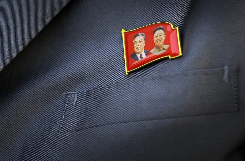Pin Of The Leaders