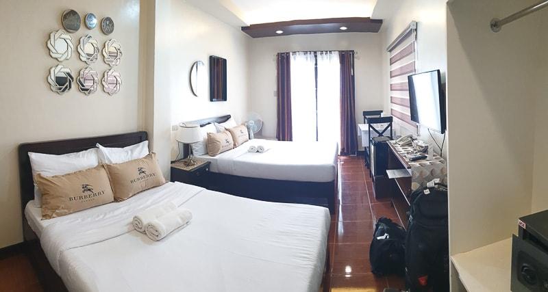 Country Inn room
