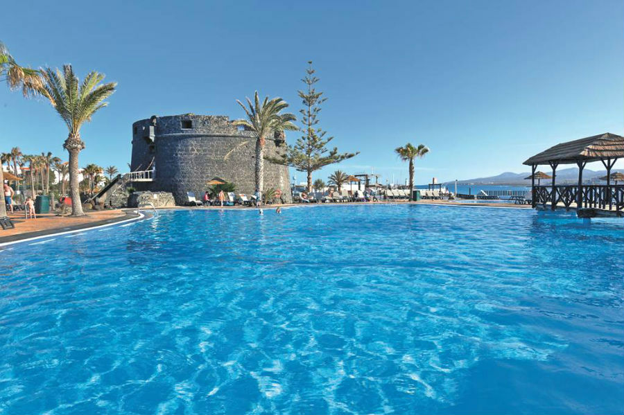 baby and toddler friendly hotel in fuerteventura