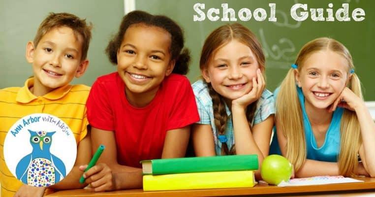 Ann Arbor School Guide